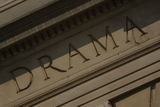 Drama Sign