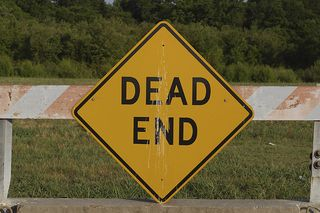 Road Sign Dead End