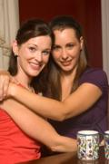 Friendship Two Women Friends Hugging
