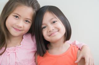 Children Best Girlfriends